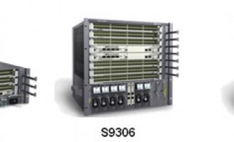 华为S9300系列核心路由交换机概述及解决方案