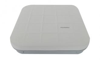 华为(HUAWEI)AP4030TN无线AP 企业级室内接入点 采用三射频设计,包括1个5G射频,2个2.4G/5G射频