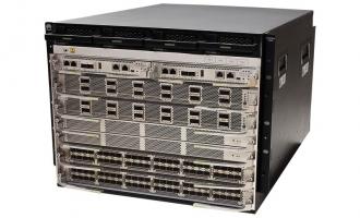 华为(HUAWEI)CE12804S数据中心交换机 (业务槽位:4个;交换网槽位:2个)