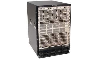 华为(HUAWEI)CE12808S数据中心交换机 (业务槽位:8个;交换网槽位:4个)