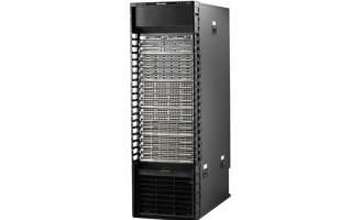华为(HUAWEI)CE12816数据中心交换机 (业务槽位:16个;交换网槽位:6个)