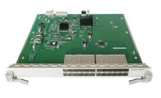 华为(Huawei)LE0MG24SC 24端口百兆/千兆以太网光接口板(EC,SFP)(适用于华为S9300系列交换机)