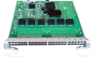 华为(Huawei)LE0MG48TD 48端口百兆/千兆以太网电接口板(ED,RJ45)(适用于华为S9300系列交换机)
