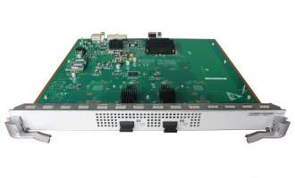 华为(Huawei)LE0MX2UXC 2端口万兆以太网光接口板(EC,XFP)(适用于华为S9300系列交换机)