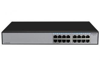 华为(Huawei)S1700-16G交换机 (16个10/100/1000Base-T以太网端口,交流供电)