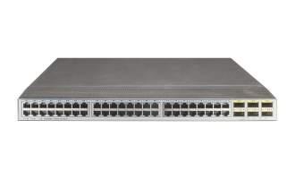 华为(HUAWEI)CE6850-48T6Q-HI数据中心交换机(48*万兆电,6*40G QSFP+,2*交流电源,端口侧出风)