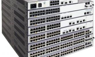 华为S1700、S2700、S3700、S5700和S6700盒式交换机系列产品介绍及使用场景