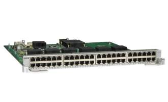 华为ET1D2G48TEA0板卡-48端口十兆/百兆/千兆以太网电接口板(EA,RJ45)(适用于华为S12704/S12708/S12710/S12712交换机)