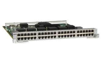 华为ET1D2G48TEC0板卡-48端口十兆/百兆/千兆以太网电接口板(EC,RJ45)(适用于华为S12704/S12708/S12710/S12712交换机)