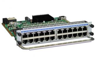 华为24ES2GP板卡-24端口1000BASE-RJ45-L2 PoE以太网电接口卡(适用于华为AR2200/AR3200路由器)