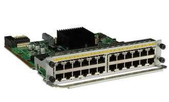 华为24GE板卡-24端口千兆-RJ45-L2/L3以太网交换电接口卡(适用于华为AR1200/AR2200/AR3200路由器)