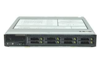 华为(HUAWEI)CH242 V3刀片服务器(两颗E7-4820V4 CPU,2*16GB内存,600GB硬盘,双口万兆网卡,RU130阵列卡)