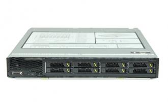 华为(HUAWEI)CH242 V3刀片服务器(两颗E7-4809V4 CPU,2*16GB内存,600GB硬盘,双口万兆网卡,RU130阵列卡)