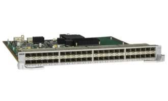 华为ET1D2G48SEC0板卡-48端口百兆/千兆以太网光接口板(EC,SFP)(适用于华为S12704/S12708/S12710/S12712交换机)