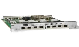 华为ET1D2L08QSC0板卡-8端口40GE以太网光接口板(SC,QSFP+)(适用于华为S12704/S12708/S12710/S12712交换机)