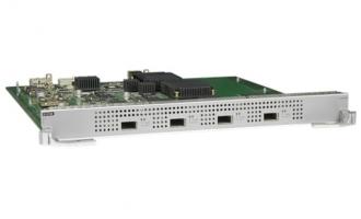 华为ET1D2X04XEC1板卡-4端口万兆以太网光接口板(EC,XFP)(适用于华为S12704/S12708/S12710/S12712交换机)