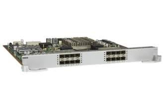 华为ET1D2X16SSC0板卡-16端口万兆以太网光接口板(SC,SFP+)(适用于华为S12704/S12708/S12710/S12712交换机)