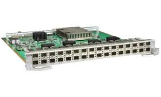 华为ET1D2X32SSC0板卡-32端口万兆以太网光接口板(SC,SFP+)(适用于华为S12704/S12708/S12710/S12712交换机)