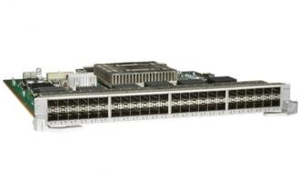 华为ET1D2X48SEC0板卡-48端口万兆以太网光接口板(EC,SFP+)(适用于华为S12704/S12708/S12710/S12712交换机)