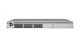 华为(HUAWEI)OceanStor SNS2224光纤交换机-24端口(12端口激活,含12*16Gb多模SFP)-双电源(交流)