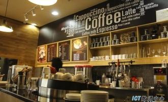 品牌中小连锁咖啡厅(门店)部署案例-华为AR路由器方案