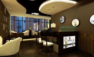 品牌中小连锁咖啡厅(门店)部署案例-华为防火墙方案