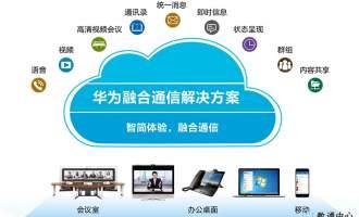 华为(HUAWEI)ECS融合通信解决方案