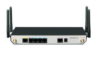 华为(HUAWEI)AR101GW-Lc-S路由器 企业路由器 1GE(WAN口),4GE(LAN口),1 LTE,WIFI 2.4G+5G,1 USB2.0