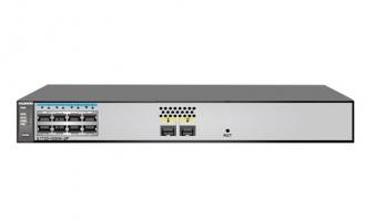 华为(Huawei)S1720-10GW-2P交换机(8个千兆以太网端口,2个千兆SFP,交流供电)