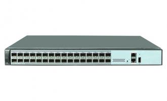 华为(HUAWEI)S6720-32X-LI-32S-AC交换机(32个万兆SFP+,交流供电)