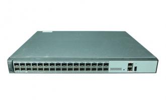 华为(HUAWEI)S6720-32X-SI-32S-AC交换机(32个万兆SFP+,含1个150W交流电源)