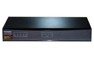 华为(HUAWEI)USG6101-AC入门级防火墙 (4GE电,1GB内存,含SSL VPN 100用户)