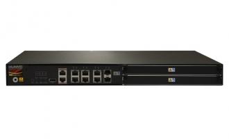 华为(HUAWEI)USG6120-AC入门级防火墙(4GE电+2GE Combo,4GB内存,1交流电源,含内容过滤功能,国密功能,虚拟防火墙功能,SSL VPN 100用户)