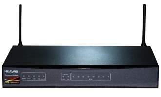 华为(HUAWEI)USG6310S-W云管理防火墙 (8GE电,1GB内存),WIFI 2.4G+5G,含SSL VPN 100用户