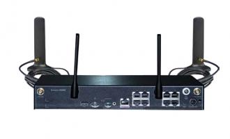 华为(HUAWEI)USG6310S-WL云管理防火墙(8GE电,1GB内存),WIFI 2.4G+5G,FDD LTE/TDD LTE/WCDMA/TD SCDMA/GSM,含SSL VPN 100用户