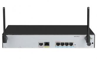 华为(HUAWEI)AR121W-S路由器 百兆单口WAN口+4LAN口百兆企业,WIFI 2.4G web网管路由器