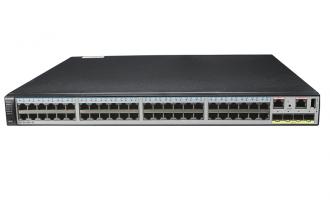 华为(HUAWEI)S5730-68C-SI-AC交换机(48个10/100/1000Base-T以太网端口,4个万兆SFP+)