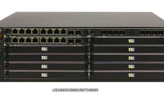华为USG6680防火墙,高效安全易管理网络