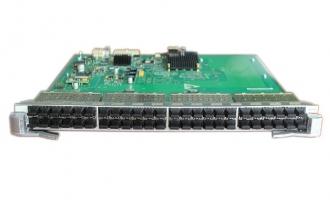 华为板卡LE0MG48SA-48端口百兆/千兆以太网光接口板(EA,SFP)(华为S9300系列使用)