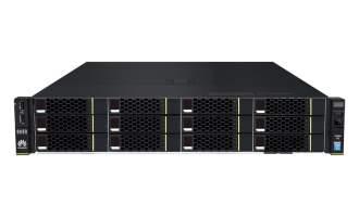 华为2288H V5服务器(12*3.5″盘机型)典配(银牌4214 CPU,32GB内存,无Raid卡,无硬盘,2*GE+2*10GE(不含光模块),550W单电源,滑轨)