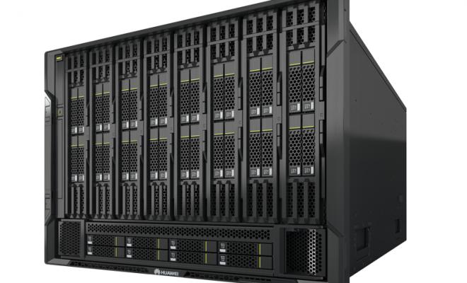 华为FusionServer 8100 V5机架服务器