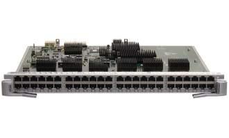 华为ES0D0G48TC00业务板卡-48端口十兆/百兆/千兆以太网电接口板(EC,RJ45)