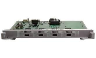 华为ES0D0X4UXA00板卡-4端口万兆以太网光接口板(EA,XFP)(S7700系列使用)