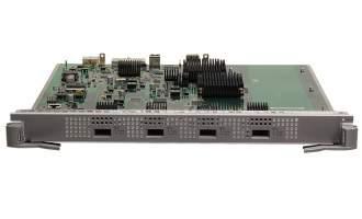华为ES0D0X4UXC00板卡-4端口万兆以太网光接口板(EC,XFP)(S7700系列使用)