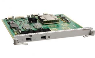 华为ES1D2L02QFC0板卡-2端口40GE以太网光接口板(FC,QSFP+)(适用于华为S7700系列交换机)