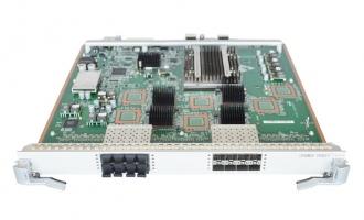 华为ES1D2X16SSC2板卡-16端口万兆以太网光接口板(SC,SFP+)(适用于华为S7700系列交换机)