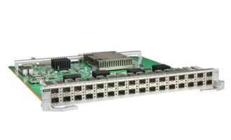 华为ES1D2X32SSC0板卡-32端口万兆以太网光接口板(SC,SFP+)(适用于华为S7700系列交换机)