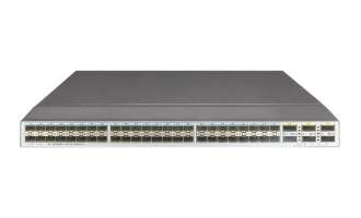 华为(HUAWEI)CE6875-48S4CQ-EI数据中心交换机(48*10GE SFP+,4*100GE QSFP28,2*交流电源,端口侧出风)