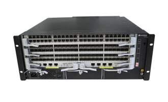 华为(HUAWEI)S7905交换机 基本引擎交流组合配置(含一体化非PoE总装机箱,MCUB主控板*2,800W交流电源*2,基本软件*1)