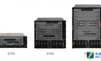 如何选择华为S7700系列智能路由交换机